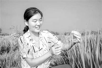 赵九梅 带领村民创造自己的小康生活